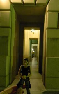 22 Jolie Leaving Wilson Plaza